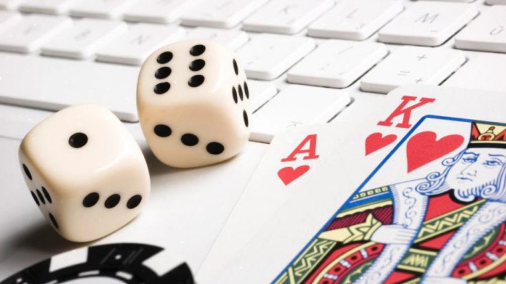 Betting casino games